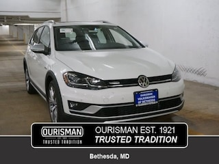 2019 Volkswagen Golf Alltrack TSI S 4MOTION Wagon For Sale in Bethesda, MD
