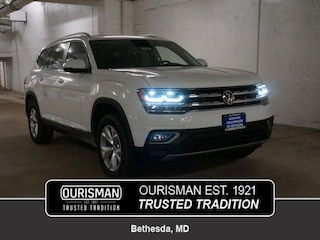 2019 Volkswagen Atlas 3.6L V6 SEL 4MOTION SUV For Sale in Bethesda, MD