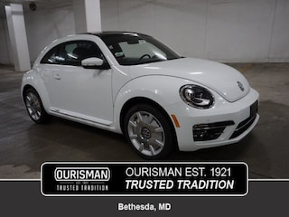 2019 Volkswagen Beetle 2.0T SE Hatchback For Sale in Bethesda, MD