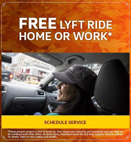 Free Lyft