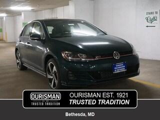 2019 Volkswagen Golf GTI 2.0T Autobahn Hatchback For Sale in Bethesda, MD