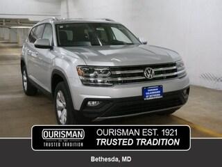 2019 Volkswagen Atlas 3.6L V6 SE SUV For Sale in Bethesda, MD