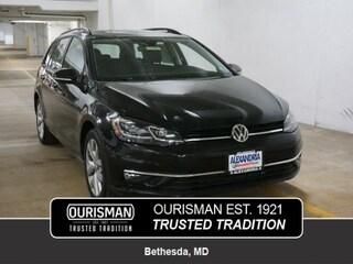 2019 Volkswagen Golf SportWagen 1.4T Wagon For Sale in Bethesda, MD