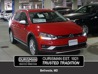 2019 Volkswagen Golf Alltrack TSI S Wagon For Sale in Bethesda, MD