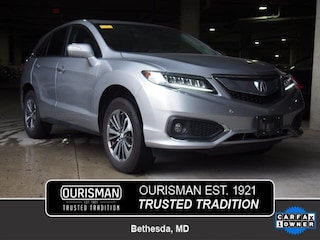 2017 Acura RDX V6 AWD with Advance Package SUV For Sale in Bethesda, MD