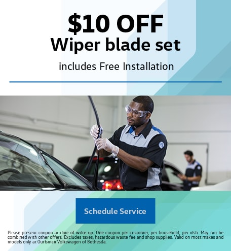 May | Wiper Blade Special