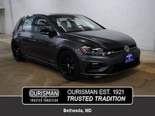 2019 Volkswagen Golf R 2.0T w/DCC & Navigation 4MOTION Hatchback For Sale in Bethesda, MD