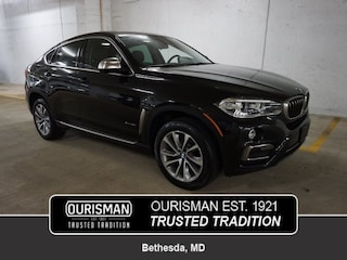 2015 BMW X6 xDrive35i Sports Activity Coupe For Sale in Bethesda, MD
