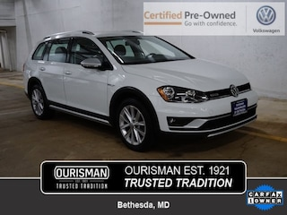 2017 Volkswagen Golf Alltrack TSI Wagon For Sale in Bethesda, MD