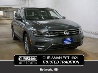 2019 Volkswagen Tiguan 2.0T SEL Premium 4MOTION SUV For Sale in Bethesda, MD
