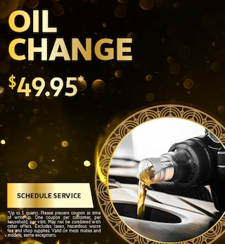 JAN Oil Change