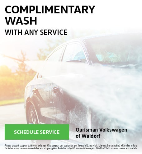 COMPLIMENTARY WASH