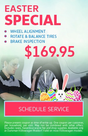 Easter Special - Alignment, Rotate & Balance Tires, Brake Inspection