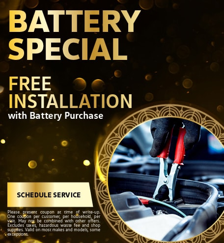 JAN Battery Special