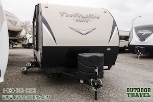 2017 FOREST RIVER Prime Time Tracer AIR 300 Travel Trailer -