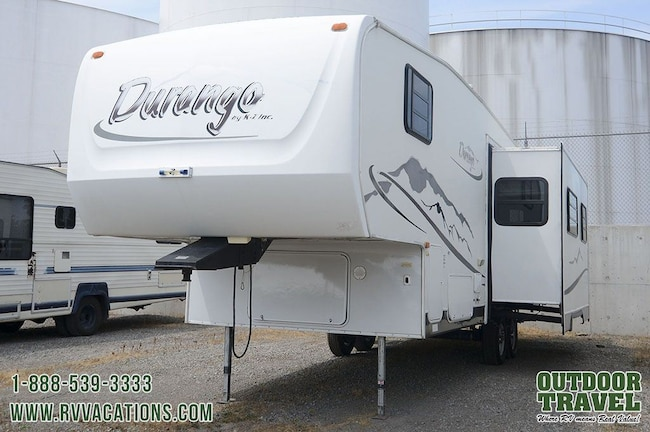 2004 K-Z Durango 285RL Fifth Wheel -
