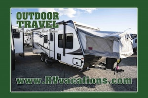 2018 FOREST RIVER Solaire 213X Ultra Lite Hybrid Travel Trailer -