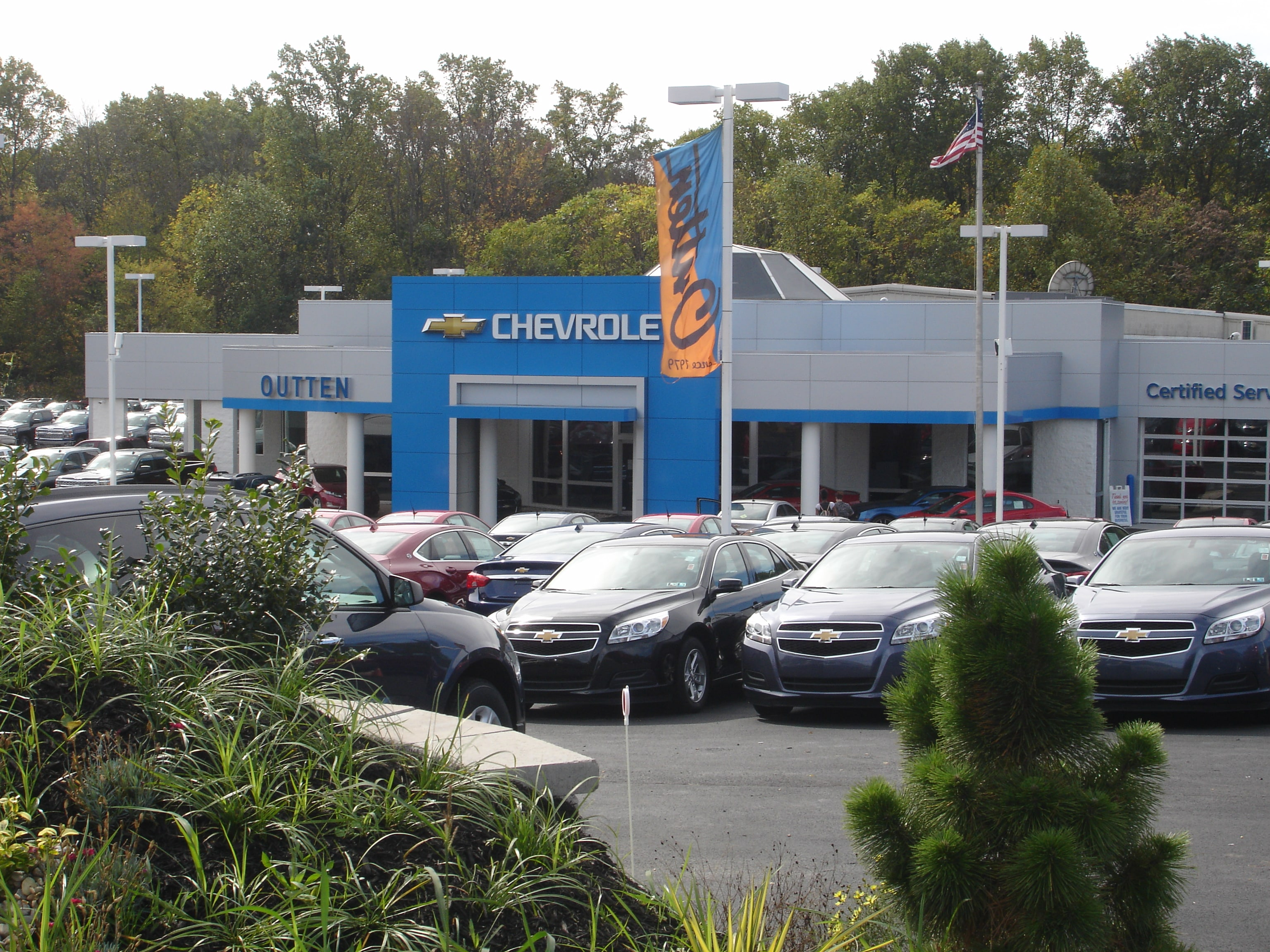 Marvelous Outten Family Of Dealerships Serving The Allentown ...