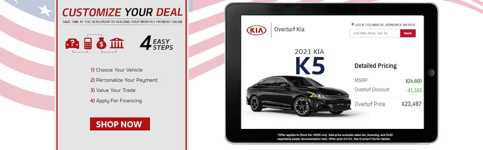 2021 Kia K5 Special