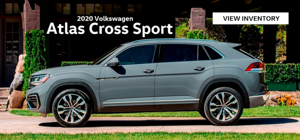 2020 Volkswagen Atlas Cross Sport In Stock Now!