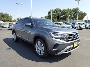 2020 Volkswagen Atlas Cross Sport 3.6L V6 SE W/Technology 4 AWD V6 SE 4Motion  SUV w/Technology