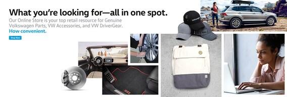 Shop Parts Online   Overturf Volkswagen