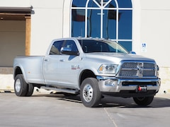 New 2018 Ram 3500 LARAMIE CREW CAB 4X4 8' BOX Crew Cab in La Grange, TX