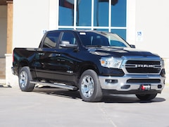 New 2019 Ram 1500 BIG HORN / LONE STAR CREW CAB 4X2 5'7 BOX Crew Cab in La Grange, TX