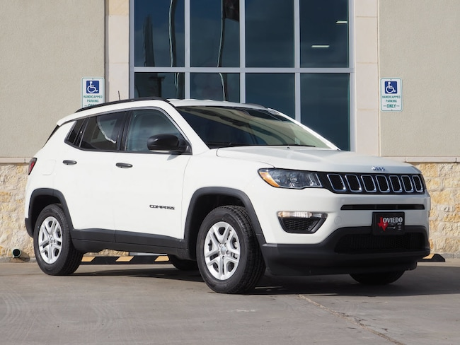 New 2019 Jeep Compass SPORT FWD Sport Utility For Sale/Lease La Grange TX