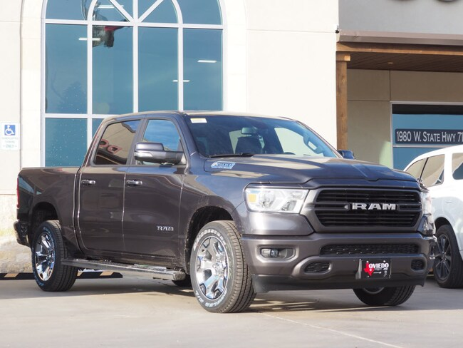 New 2019 Ram 1500 BIG HORN / LONE STAR CREW CAB 4X2 5'7 BOX Crew Cab For Sale/Lease La Grange TX