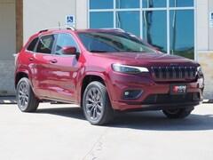 New 2019 Jeep Cherokee HIGH ALTITUDE 4X4 Sport Utility in La Grange, TX