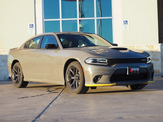 New 2019 Dodge Charger R/T RWD Sedan For Sale/Lease La Grange TX