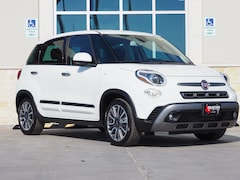 New 2019 FIAT 500L TREKKING Hatchback in La Grange, TX
