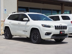 New 2019 Jeep Cherokee HIGH ALTITUDE 4X4 Sport Utility in La Grange, TX