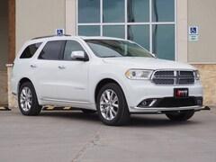 New 2019 Dodge Durango CITADEL RWD Sport Utility in La Grange, TX