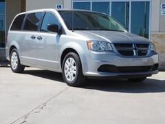 New 2019 Dodge Grand Caravan SE Passenger Van in La Grange, TX