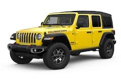 New 2019 Jeep Wrangler UNLIMITED RUBICON 4X4 Sport Utility in La Grange, TX