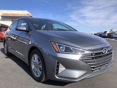 2019 Hyundai Elantra SEL Auto Car