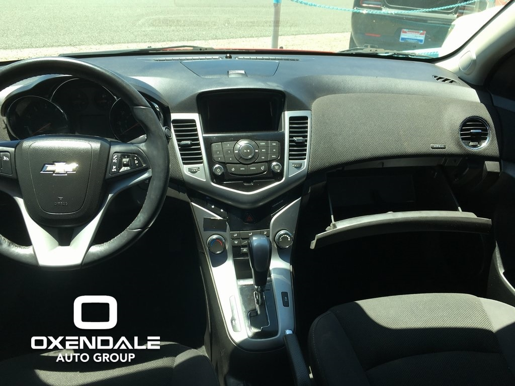 Used 2013 Chevrolet Cruze For Sale at Oxendale Hyundai | VIN