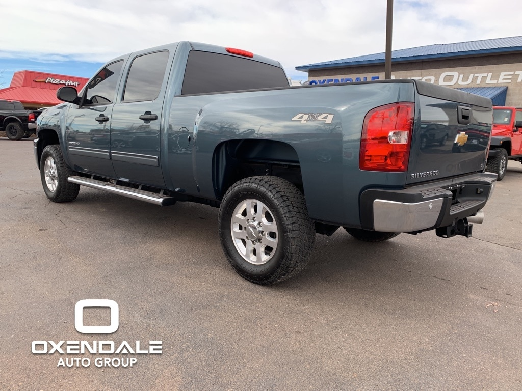 Used 2014 Chevrolet Silverado 2500HD For Sale at Oxendale