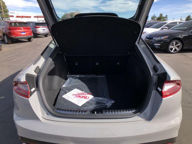 New 2019 Kia Stinger For Sale at Oxendale Kia   VIN