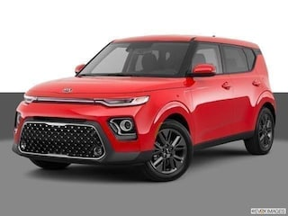 2020 Kia Soul EX IVT Car