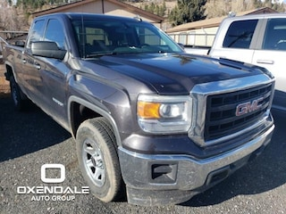 2015 GMC Sierra 1500 4WD Double Cab 143.5 Extended Cab Pickup