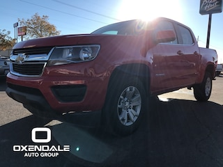 2018 Chevrolet Colorado LT Truck