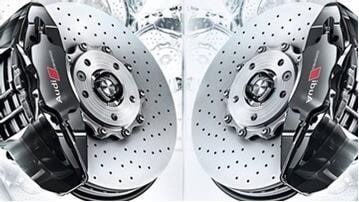 $50 Off Audi Genuine Brake Pads & Rotors When Purchased Together