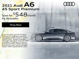 2021 Audi A6 45 Sport Premium