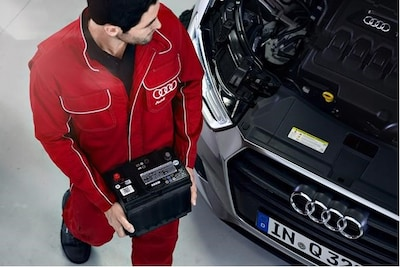 $50 Off All Audi Genuine Batteries