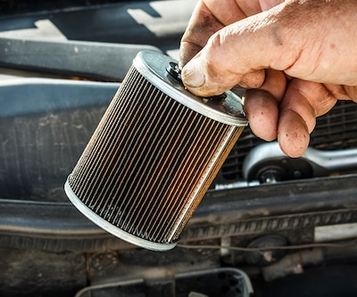 Lube Oil and Filter Change Starting at $149.95