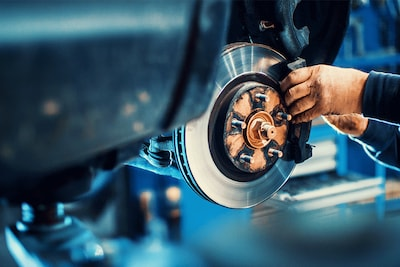 10% Off Brake Repair Or Service On Brakes Through End Of Month