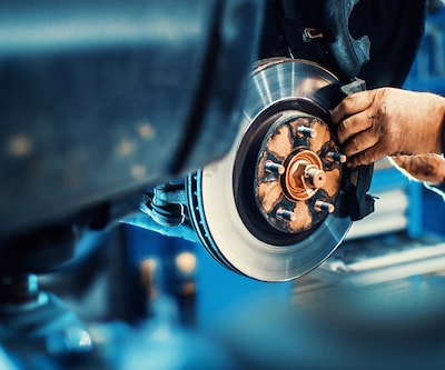 20% Off Brake Pad & Rotor Replacement